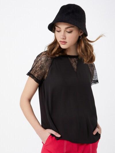 VERO MODA Bluza 'Hean' u crna, Prikaz modela