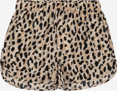 Pantaloni 'Vinaya' NAME IT di colore beige chiaro / grigio chiaro / nero, Visualizzazione prodotti