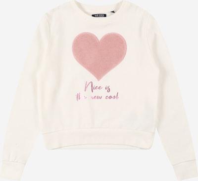 BLUE SEVEN Sportisks džemperis, krāsa - rozā / gandrīz balts, Preces skats