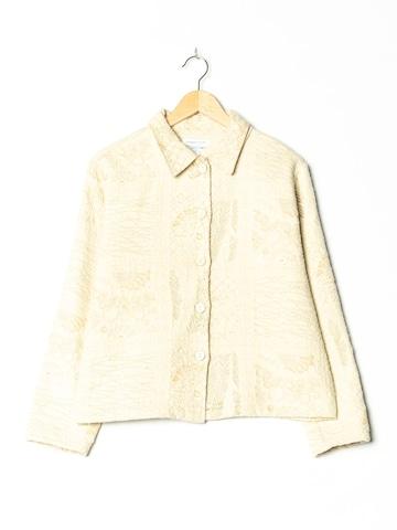 Coldwater Creek Jacket & Coat in L-XL in Beige
