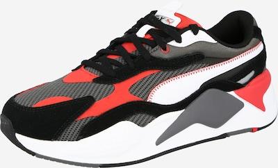 PUMA Nízke tenisky - sivá / červená / biela, Produkt