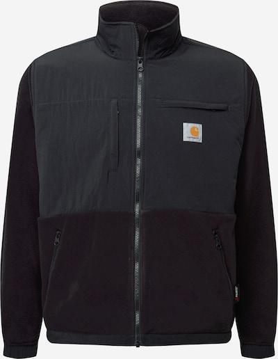 Flisinis džemperis 'Polartec' iš Carhartt WIP , spalva - juoda: Vaizdas iš priekio