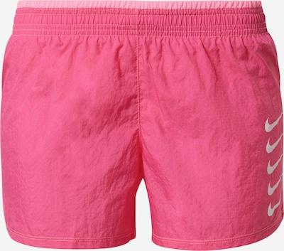 NIKE Sportshorts in pink / hellpink / weiß, Produktansicht