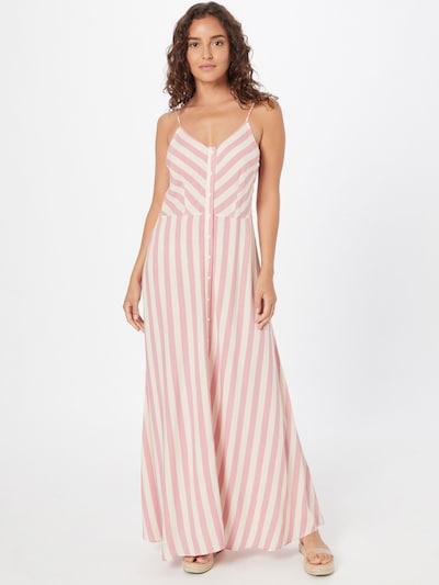 Y.A.S Kleid 'SAVANNA' in rosa / eierschale, Modelansicht