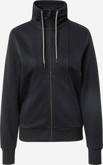 Bluză cu fermoar sport ESPRIT SPORT pe negru, Vizualizare produs