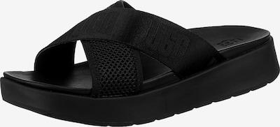 UGG Pantoletten in schwarz, Produktansicht