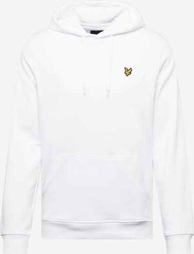 Lyle & Scott Sweatshirt in de kleur Wit, Productweergave