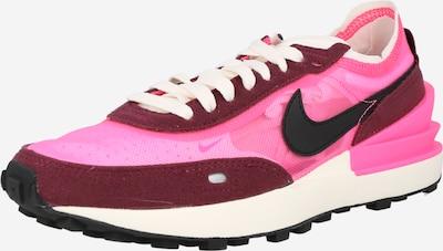 Nike Sportswear Niske tenisice u roza / rubin crvena / crna, Pregled proizvoda