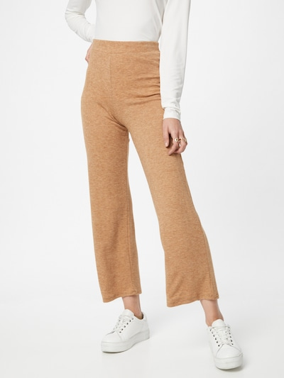WAL G. Hose 'THIERRY' in camel, Modelansicht