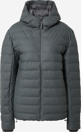 RAINS Chaqueta de invierno 'Trekker' en gris oscuro, Vista del producto