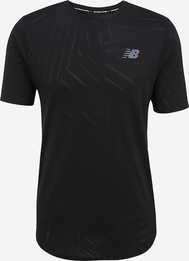 Tricou funcțional 'Q SPEED' new balance pe albastru deschis / negru, Vizualizare produs