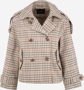 Y.A.S Petite Between-Season Jacket 'SIMA' in Brown