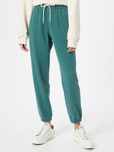 Pantaloni 'CLSC JOGGER' GAP pe verde, Vizualizare model