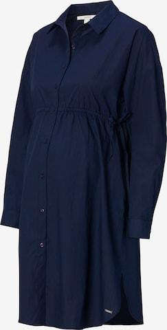 Esprit Maternity Kleid in Blau