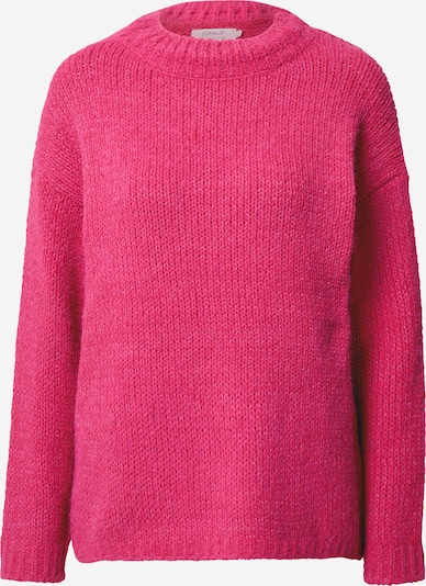 ONLY Pullover 'Betti' in pink, Produktansicht