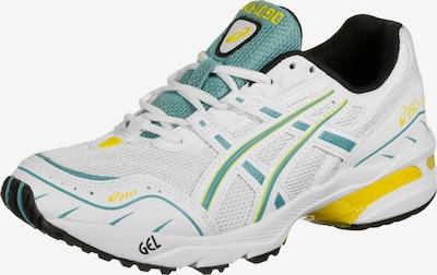 ASICS SportStyle Schuhe ' GEL-1090 ' in türkis / gelb / weiß, Produktansicht