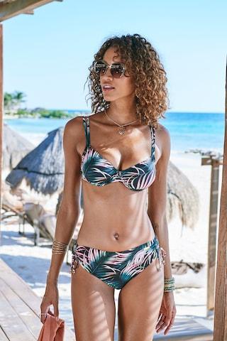 LASCANA Bikini-Hose in Schwarz