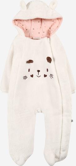 JACKY Mono 'SWEET HOME' en marrón / offwhite, Vista del producto