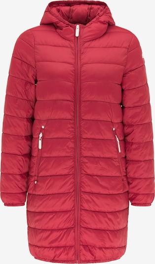 ICEBOUND Mantel in rot, Produktansicht