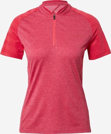 VAUDE Funktsionaalne särk ' Wo Tamaro Shirt III ', värv roosa