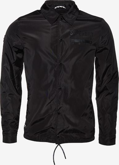 Superdry Sportjas 'Surplus Goods' in de kleur Zwart, Productweergave
