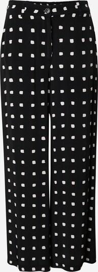 Masai Broek 'Perinus' in de kleur Zwart / Wit, Productweergave
