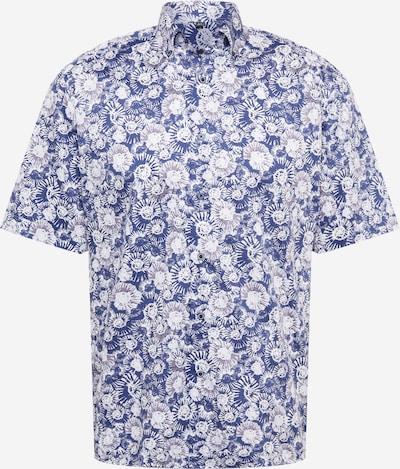 ETERNA Košeľa - modrá / biela, Produkt