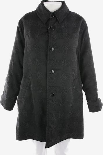 Gianfranco Ferré Wendemantel in L in schwarz, Produktansicht