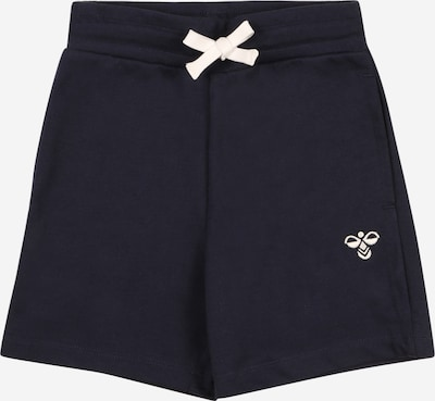Hummel Shorts in navy / weiß, Produktansicht
