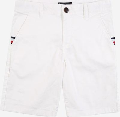 TOMMY HILFIGER Shorts 'ESSENTIAL' in navy / hellrot / weiß, Produktansicht