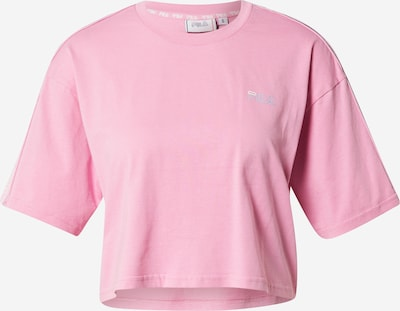FILA Shirt in Pink / White, Item view