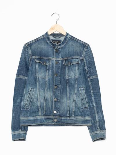 GUESS Jeansjacke in S in blue denim, Produktansicht