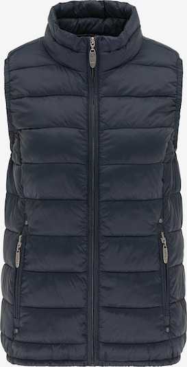 usha BLUE LABEL Bodywarmer in de kleur Marine, Productweergave