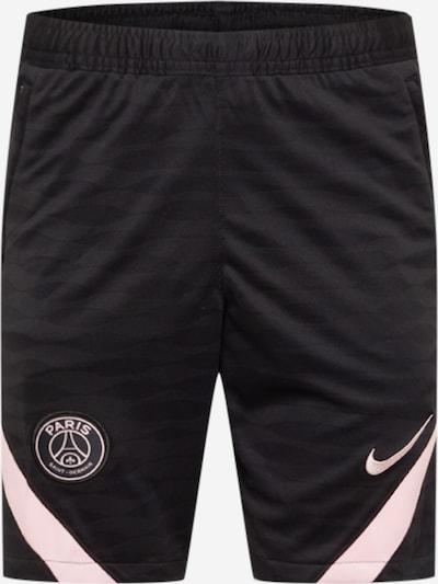 NIKE Sportbyxa 'Paris Saint-Germain Strike Away' i rosa / svart, Produktvy
