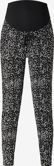 Pantaloni 'Everett' Noppies di colore nero / bianco, Visualizzazione prodotti