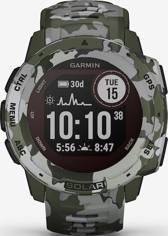 GARMIN Sports Watch 'Akku' in Green