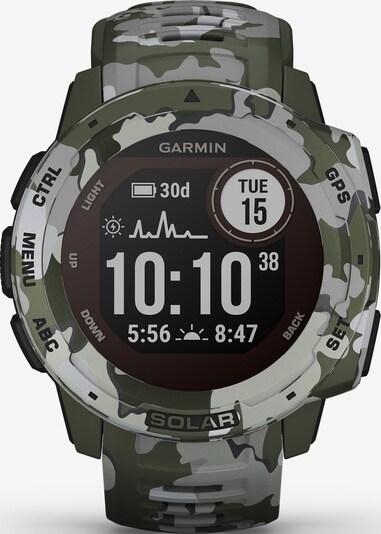 GARMIN Uhr 'Akku' in oliv / mint / tanne, Produktansicht