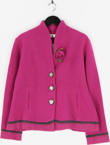 CONSEQUENT Jacke in L in Pink
