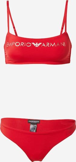Emporio Armani Bikini in Red / Silver, Item view