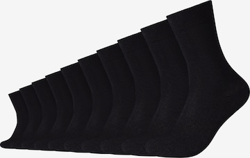 camano Socks in Black