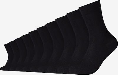 camano Socken in schwarz, Produktansicht