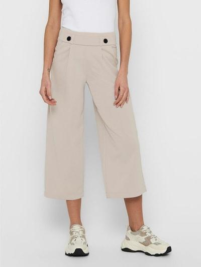 JDY Pantalon à pince en gris clair, Vue avec modèle