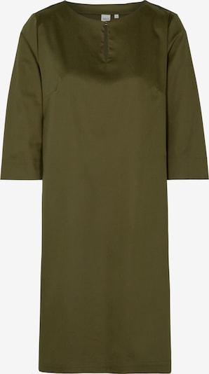 ETERNA Kleid in oliv, Produktansicht