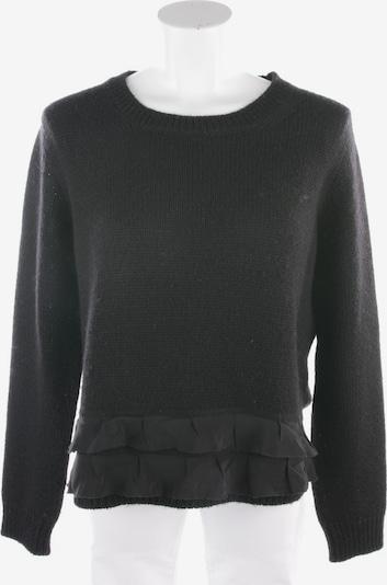 Miu Miu Pullover / Strickjacke in S in schwarz, Produktansicht