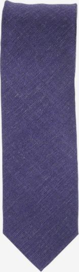 OLYMP Krawatte in violettblau / dunkellila, Produktansicht