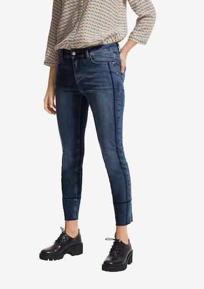Ci comma casual identity Jeans in blau, Modelansicht