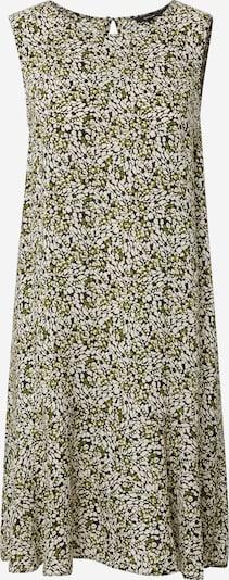 OPUS Kleid 'Wenola' in oliv / schwarz / weiß, Produktansicht
