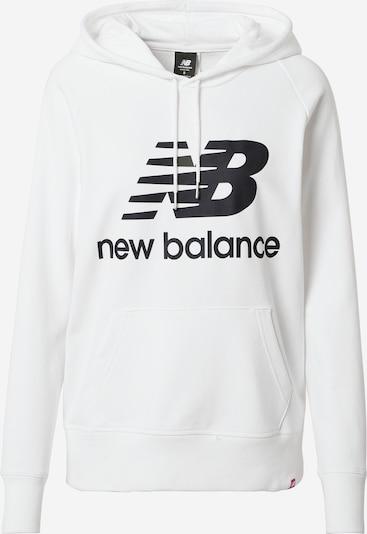 fekete / fehér new balance Tréning póló 'Essentials', Termék nézet