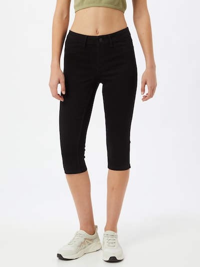VILA Jeans 'JEGGY' in schwarz, Modelansicht