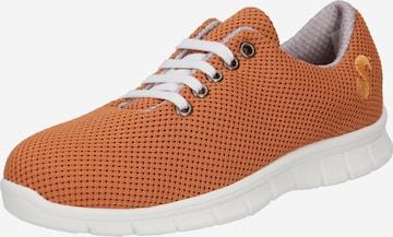 thies Rövid szárú edzőcipők - narancs